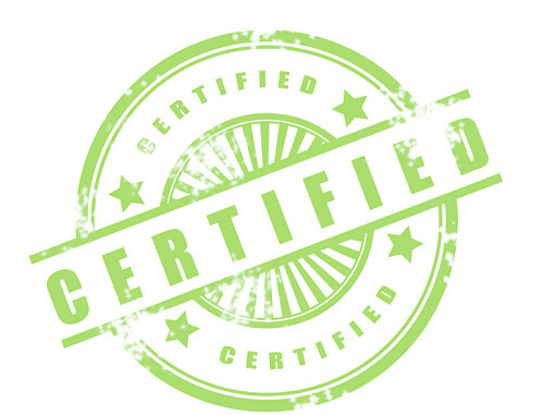 Rev It Up Certifications